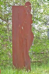 Skulpturen Aus Rostigem Stahl : gartenskulptur akt ~ Sanjose-hotels-ca.com Haus und Dekorationen