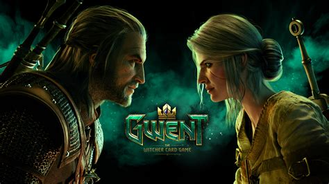 media gwent  witcher card game