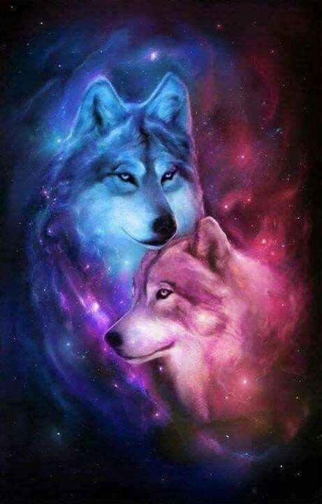 gorgeous  wolf artwork wolf painting