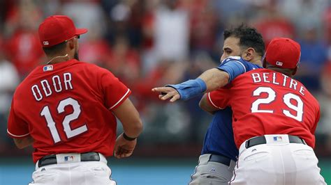 The Rangers-Blue Jays brawl is an unfortunate byproduct of ...