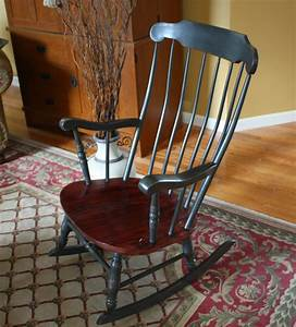 Antique Colonial Rocking Chair SOLD