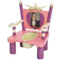 her majesty s throne princess wooden potty chair potty