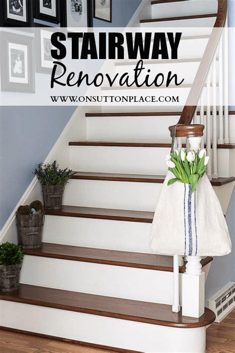 Staircase Design Ideas Inspiration Photos Tips by Refinished Staircase Ideas And Inspiration New House