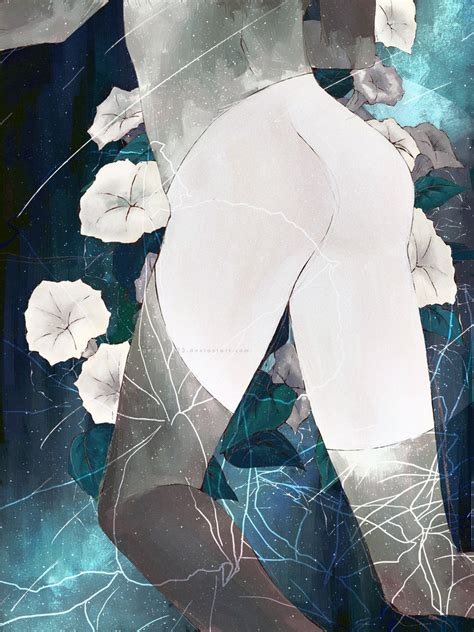 moon flowers by godzilla23 on deviantart
