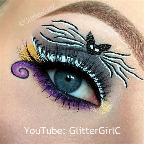 jack skellington makeup   glittergirlc