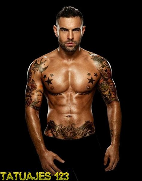 tatuajes en brazos pecho  abdomen tatuajes