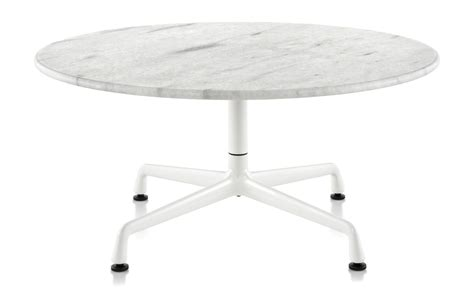 herman miller table base eames universal base outdoor table 30 quot dia hivemodern com