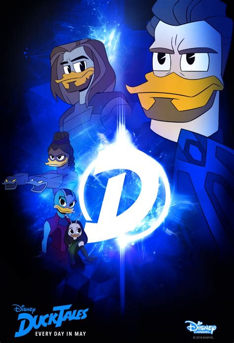 ducktales  avengers  mashup  posters youloveitcom