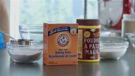 bicarbonate de soude poudre a pate bicarbonate de soude vs poudre 224 p 226 te