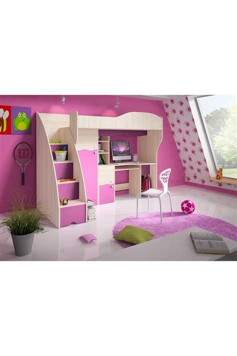 lit combiné avec bureau lit combine bureau fille maison design wiblia com