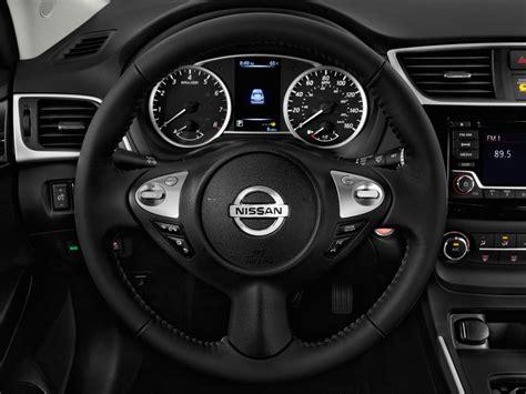 image  nissan sentra sv cvt steering wheel size