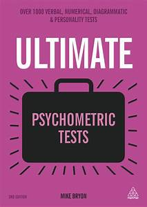 Ultimate Psychometric Tests  Ebook  In 2019