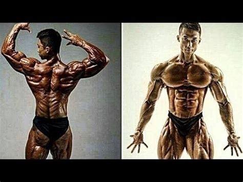samurai muscles aesthetic fitness bodybuilding