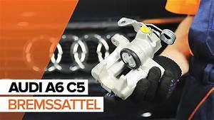 A6 4g Bremssattel : wie audi a6 c5 hinteren bremssattel wechseln tutorial ~ Kayakingforconservation.com Haus und Dekorationen
