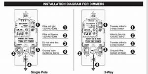 Le Grand Dimmer 3 Way Switch Wiring Diagram
