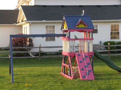 coolest swingset   block creative kids play