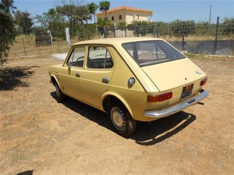 Auto 4 Porte by Sold Fiat 127 4 Porte Used Cars For Sale