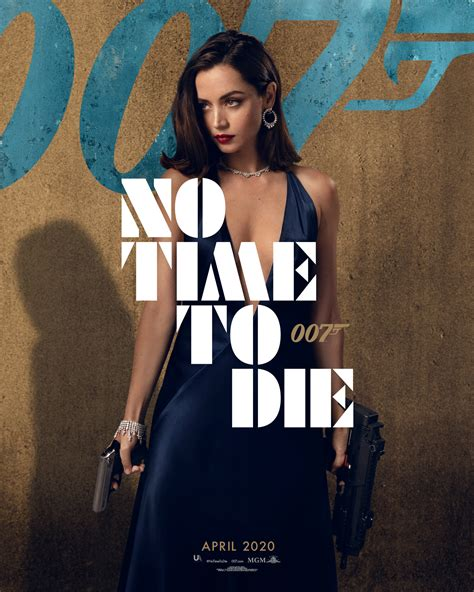 The Official James Bond 007 Website   NO TIME TO DIE POSTERS