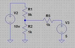 Spannung Berechnen Mechanik : widerstandsnetzwerk spannungsteiler berechnen ~ Themetempest.com Abrechnung