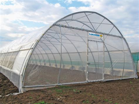 montage serre tunnel plastique tunnel greenhouse greenhouses production