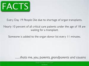 organ donation essay