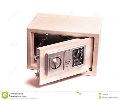 coffre fort 233 lectronique de maison ou de bureau images stock image 13423394