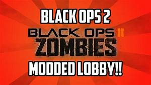 BLACK OPS 2 MOD MENU TRANZIT YouTube