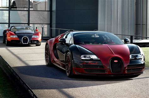 Bugatti Veyron Grand Sport Vitesse La Finale Makes Grand