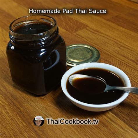 how to make pad thai sauce how to make pad thai sauce