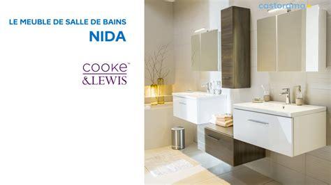 meuble de salle de bains nida cooke lewis 643899 castorama