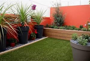 paysagiste amenagement jardin terrasse patio marseille j With amenagement d un petit jardin de ville 3 amenagement jardin en ville marseille slowgarden