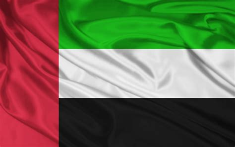 1 Flag Of The United Arab Emirates Hd Wallpapers
