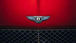 2020, Bentley, Logo, Wallpaper