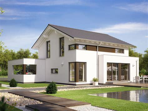 Modernes Haus by Modernes Haus Evolution 124 V4 Mit Satteldach Bien
