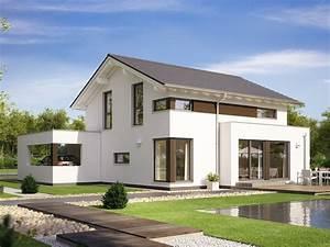 Modernes Haus Satteldach : modernes haus evolution 124 v4 mit satteldach bien ~ A.2002-acura-tl-radio.info Haus und Dekorationen