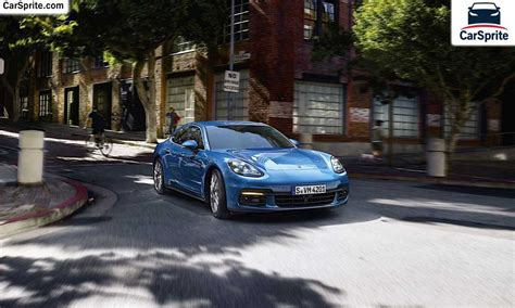 Panamera 4s Price by Porsche Panamera 4s 2018 Prices And Specifications In