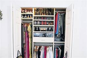 Small closet organization ideas for The best tips for organizing closet
