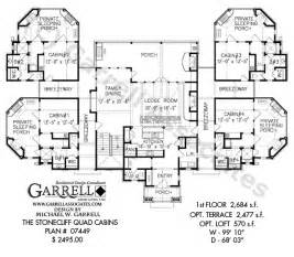 Inspiring Retreat House Plans Photo by Stonecliff Cabins House Plan Active House Plans