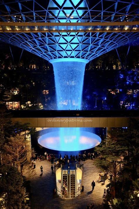 jewel changi airport restaurants  highlight