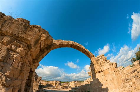 Pafos Archaeological Site   Pafos, Cyprus Attractions ...