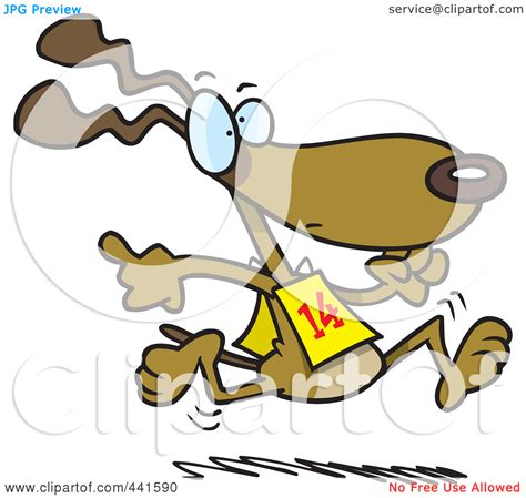dog racing clipart clipground