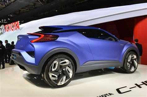 Toyota C Hr Concept Paris 2018 Photo Gallery Autoblog
