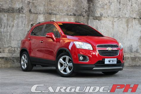 Chevrolet Trax 2016 by Review 2016 Chevrolet Trax 1 4 Turbo Lt Philippine Car