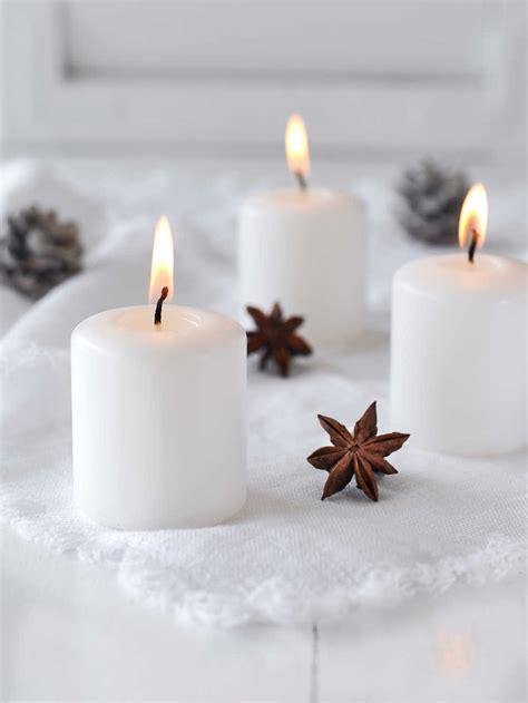 small white pillar candle mini white pillar candles