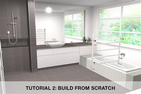 design your own bathroom information