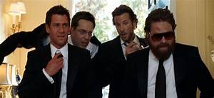 The Hangover Costume Guide: Black Suits and Shades ...