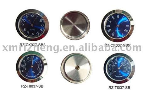 Buy 37mm Clock Inserts,thermometer And