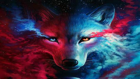 Galaxy Wolf Wallpaper Hd by Galaxy Wolf Hd Wallpaper Wallpaper Studio 10 Tens Of