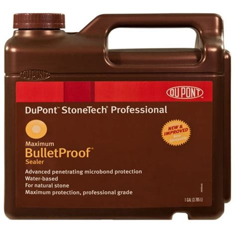 dupont stonetech professional dupont stonetech pro bulletproof sealer floor decor