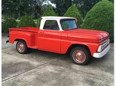 1964 Chevrolet Pickup For Sale On Classiccarscom
